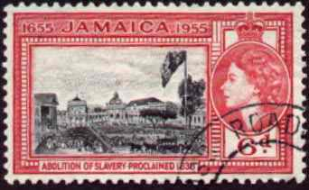 Jamaican Stamp